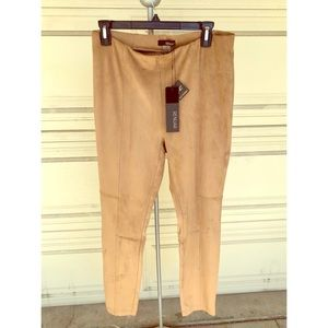 Renaur Butterscotch Pull On Pants
